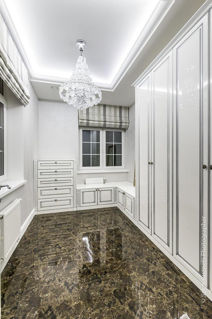 Фото интерьера дома на Рублёвке