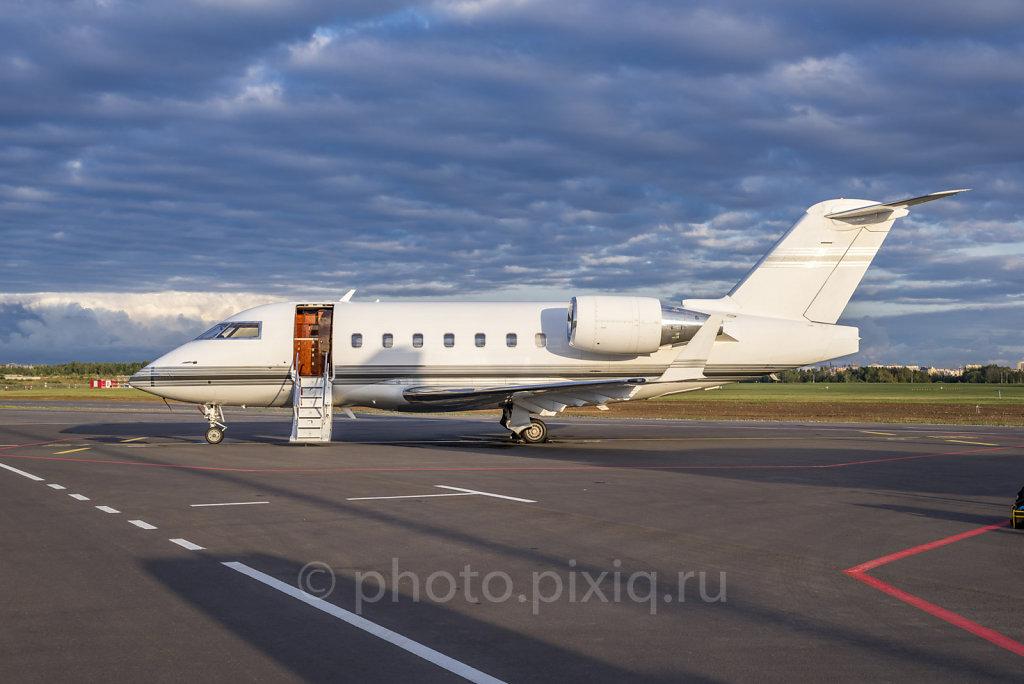 Фото Challenger 601 для Sirius-aero